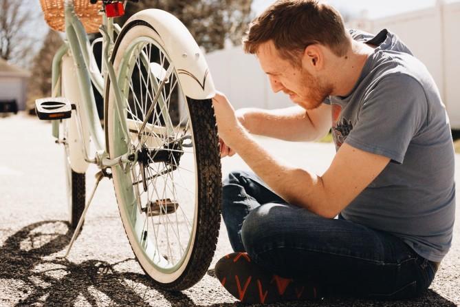 componentele unei biciclete